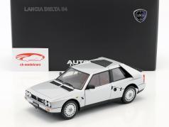 Lancia Delta S4 År 1985 grå metalliske 1:18 AUTOart