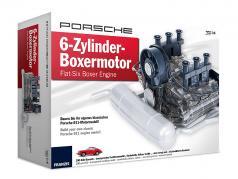 Porsche 911 6-Zylinder motor boxer año 1966 equipo 1:4 Franzis