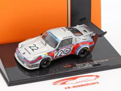 Porsche 911 Carrera RSR 2.1 Turbo #22 2e 24h LeMans 1974 Müller, van Lennep 1:43 Ixo