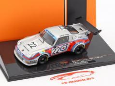 Porsche 911 Carrera RSR 2.1 Turbo #22 segundo 24h LeMans 1974 Müller, van Lennep 1:43 Ixo
