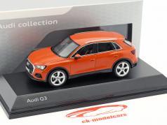 Audi Q3 pouls orange 1:43 Spark