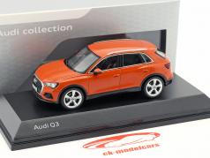 Audi Q3 puls orange 1:43 Spark