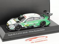 Audi RS 5 DTM #99 DTM 2018 Mike Rockenfeller 1:43 Spark