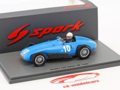Robert Manzon Gordini T32 #10 italiensk GP formel 1 1956 1:43 Spark