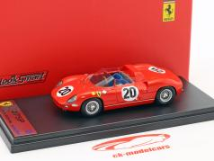 Ferrari 275P #20 ganador 24h LeMans 1964 Guichet, Vaccarella 1:43 LookSmart