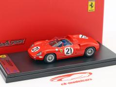 Ferrari 250P #21 ganador 24h LeMans 1963 Bandini, Scarfiotti 1:43 LookSmart