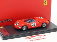Ferrari 250P #22 3e 24h LeMans 1963 Parkes, Maglioli 1:43 LookSmart