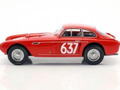 Ferrari 340 Berlinetta Mexico #637 MilleMiglia 1953 Castellotti, Regosa 1:18 CMR