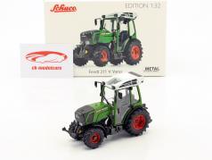 Fendt 211 V Vario Traktor grün 1:32 Schuco