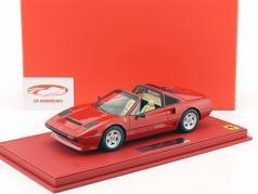 Ferrari 208 GTS Turbo Baujahr 1983 corsa rot 1:18 BBR