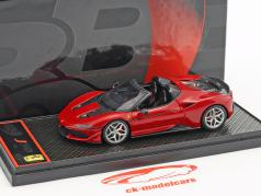 Ferrari J50 Roadster 50 ° anniversario Ferrari Giappone 2016 rosso 1:43 BBR