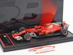 Sebastian Vettel Ferrari SF70H #5 Winner Brazilian GP formula 1 2017 1:43 BBR