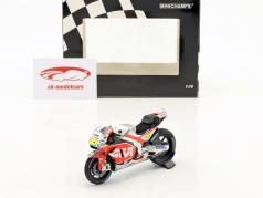Cal Crutchlow Honda RC213V #35 ganador checo GP MotoGP 2016 1:18 Minichamps