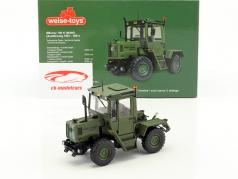 Mercedes-Benz MB-trac 700 K (W440) tractor militair Bouwjaar 1987-1991 bronsgroen 1:32 Weise-Toys