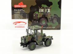 Mercedes-Benz MB-trac 700 K (W440) tracteur militaire année de construction 1987-1991 camouflage 1:32 Weise-Toys