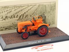 Allgaier AP17 year 1952 orange 1:32 Atlas