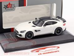 Mercedes-Benz AMG GT-R 白 1:43 CMR