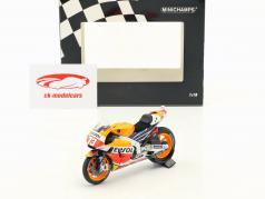 Hiroshi Aoyama Honda RC213V #73 摩托车 201 1:18 Minichamps