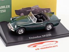 Daimler SP250 british racing verde 1:43 Atlas