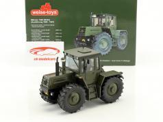 Mercedes-Benz MB-trac 1500 (W443) tracteur militaire année de construction 1980-1987 olive 1:32 Weise-Toys