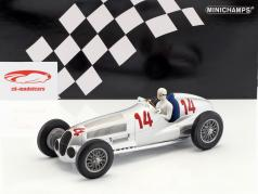 Manfred von Brauchitsch Mercedes-Benz W125 #14 2 ° Germania GP formula 1 1937 1:18 Minichamps