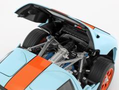 Ford GT #40 Gulf Livery Jaar 2004 1:18 AUTOart