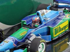 Michael Schumacher Benetton B194 #5 オーストラリア GP 世界チャンピオン 式 1 1994 1:43 Minichamps