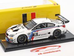 BMW M6 GT3 #35 24h Spa 2017 Menzel, Krognes, Palttala, Henkola 1:43 Spark