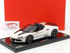 Ferrari J50 roadster année de construction 2016 liane blanc 1:18 BBR