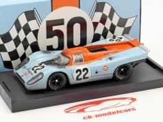 Porsche 917K Dirty Version #22 24h LeMans 1970 Hailwood, Hobbs 1:43 Brumm