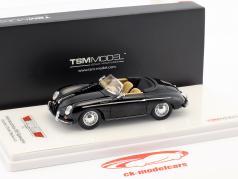 Porsche 356 Speedster Intermeccanica Charlie Movie Top Gun (1986) black 1:43 TrueScale