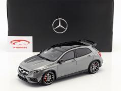 Mercedes-Benz AMG GLA 45 SUV berg grijs 1:18 GT-Spirit