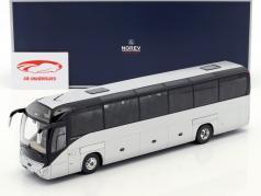 Iveco bus Magelys Euro VI année de construction 2014 argent métallique 1:43 Norev