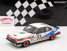 Ford Capri 3.0 #33 3 ° 24h Spa 1981 Woodman, Buncombe, Clark 1:18 Minichamps
