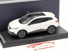 Renault Kadjar année de construction 2015 blanc 1:43 Norev