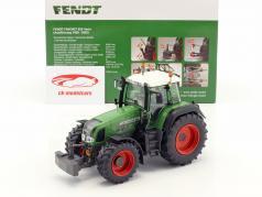 FENDT FAVORIT 926 Vario 2.Generation Traktor Baujahr 1999 - 2002 grün 1:32 Weise-Toys