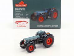 EICHER WOTAN I 3018 tractor year 1968 - 1972 blue / gray 1:32 Weise-Toys