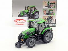 DEUTZ - FAHR 6185 TTV Agrotron tractor year 2016 green 1:32 Weise-Toys