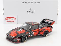 Porsche 935 #40 третий 24h LeMans 1977 Ballot-Lena, Gregg 1:18 Norev