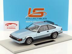 Toyota Celica Supra MK2 anno di costruzione 1981 hellblau metallic 1:18 LS Collectibles