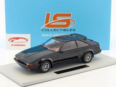 Toyota Celica Supra MK2 year 1981 black 1:18 LS Collectibles
