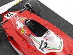 Carlos Reutemann Ferrari 312 T2 #12 formula 1 1977 1:18 GP Replicas