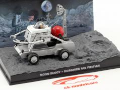 Moon Buggy de coches de James Bond Diamantes para la eternidad película 1:43 Ixo