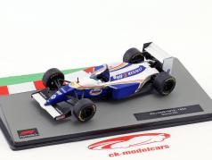 Damon Hill Williams FW16 #0 formule 1 1994 1:43 Altaya