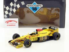 Giancarlo Fisichella Jordan 197 #12 formula 1 1997 1:18 Minichamps