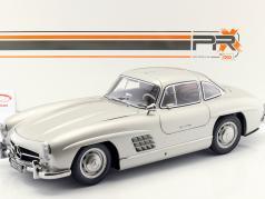 Mercedes-Benz 300 SL Gullwing year 1954 silver 1:8 Premium X
