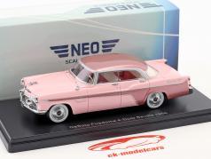 DeSoto Firedome 4-Door Seville year 1956 pink 1:43 Neo