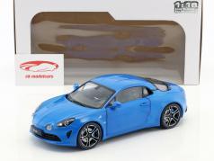 Alpine A110 Premiere Edition 2017 blue 1:18 Solido