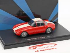 Lotus Eleven Ghia Aigle year 1958 red / white 1:43 AutoCult