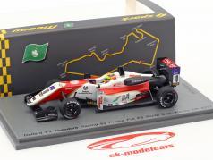 Mick Schumacher Dallara F3 #10 Macau GP formel 3 2017 1:43 Spark
